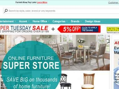 Homelement.com - Online Furniture Store for Bedroom, Dining,