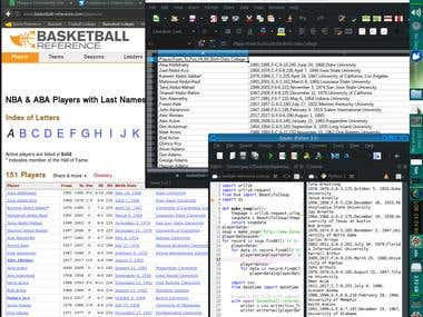 basketball-reference.com scraping