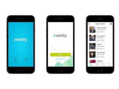 Nvestly App