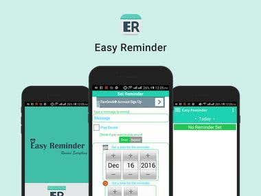 EASY REMINDER