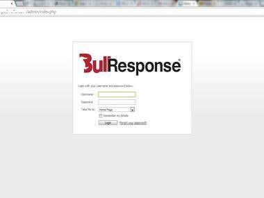 Bullresponse - Email Marketing Tool
