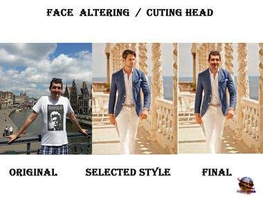 Face altering