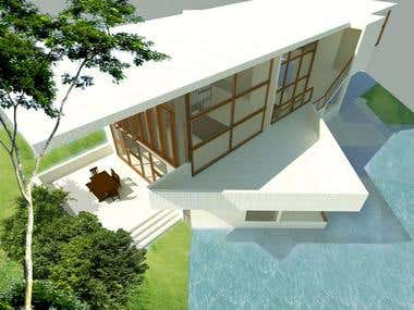 A Climate Responsive House