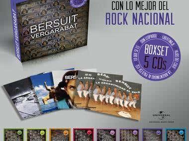 POP Promocional Coleccionde discos