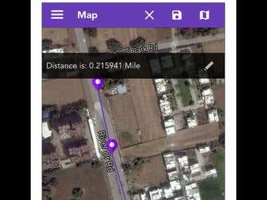 GeoMap - Field Area Calculator