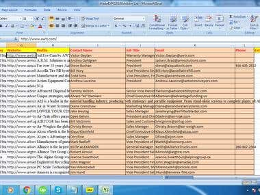WasteEXPO2016Exhibitor List