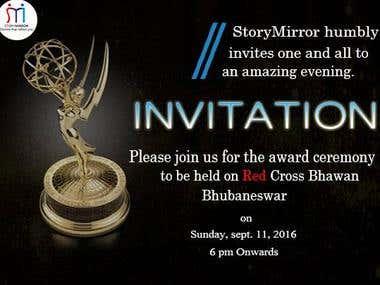 Invitation tamplets