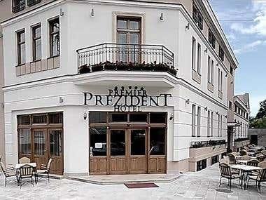 Hotel 'President'