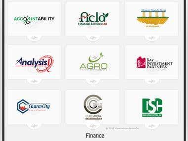 Finance Logos