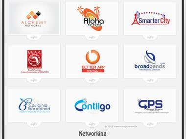 Networking Logos
