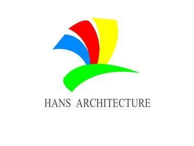 Hans architecture logo