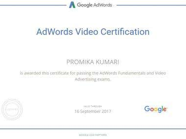 YouTube Video Ads Advanced Certification