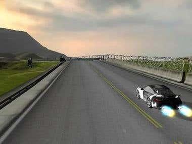 Unity Car Racing Game