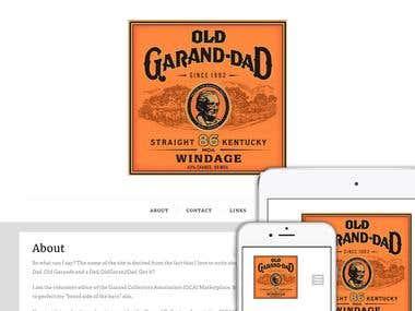 Old Garand Dad