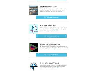 yachtingcourses.com