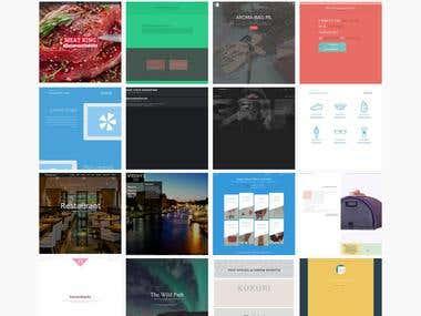 WEB43.space Portfolio/playground