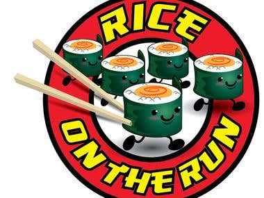 Rice on the run