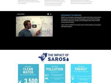 Saros Desalination