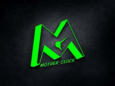 Mother Clock Logo