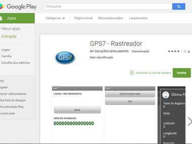 APP para rastreamento de celular Android