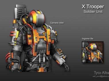 X Trooper