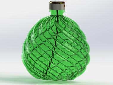 Parfume botle