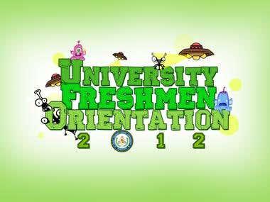 University Freshmen Orientation