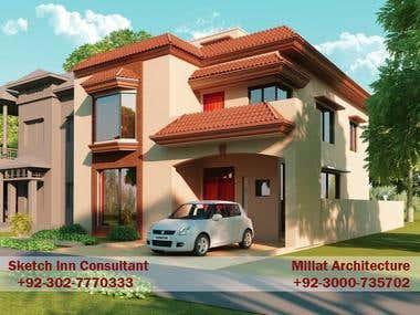 Architectural Building Design Services
