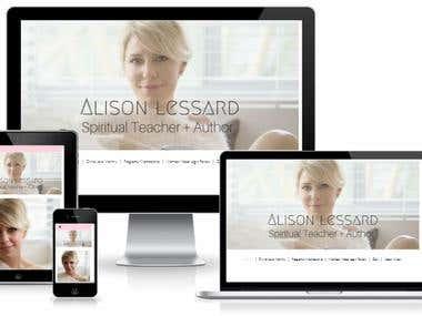 www.alisonlessard.com