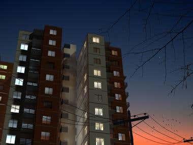 Urban Housing !
