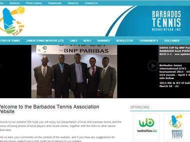Tennis Barbados
