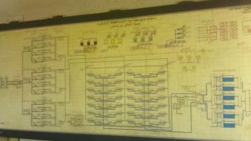 operation and maintenance of the control system (OTV station