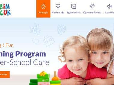 child  care website