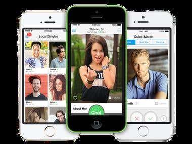 Meet & Flirt - Single People Find New Soul Mates