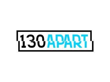 130Apart Logo