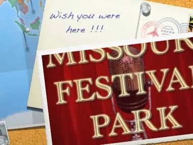 Missouri Festival Park Commercial