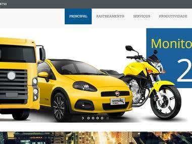 Site Personalizado, com APP para Android e IPHONE