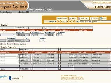 Invoice Payments/Remittance