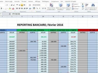 BANK REPORTING BOARD