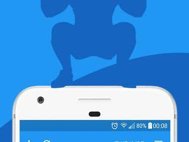 Screenshots for app