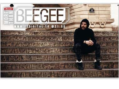 BEEGEE Radio Show #Announcement