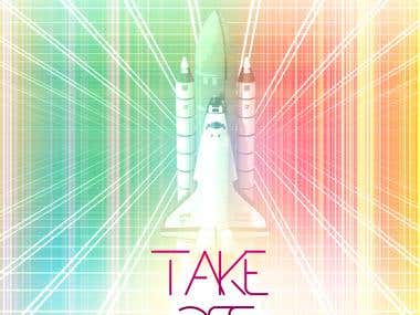 Take Off - Album Artwork for a Client