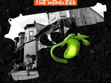 Hope for the Hopeless - Album Artwork for a Client