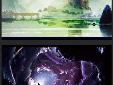 Reel - Backgrounds