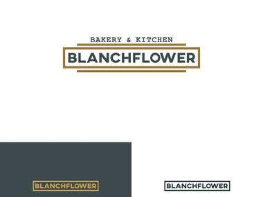 Logotype for BLANCHFLOWER