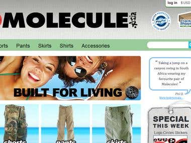 Molecule Clothing Molecule Clothes