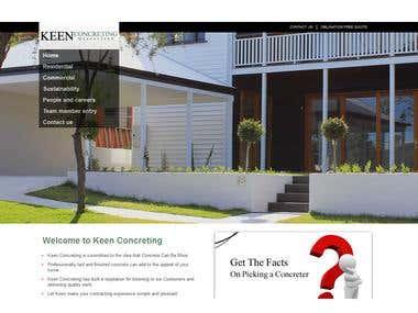 Keen Constructions