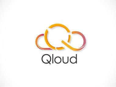 Qloud - Logo Design