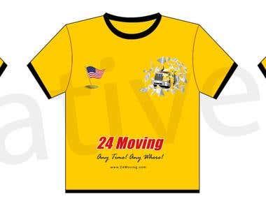Some T-Shirt & Medicine Packaging Designing