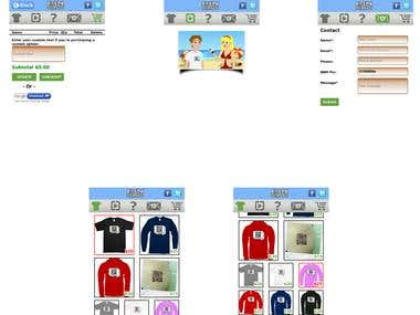 PinShirts For BlackBerry